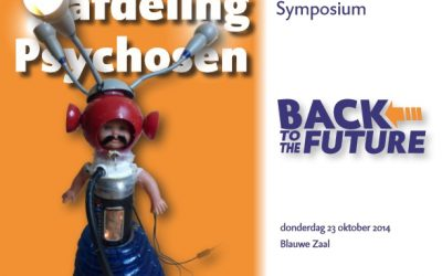 "23 oktober 2014: Symposium ""Back to the Future"""